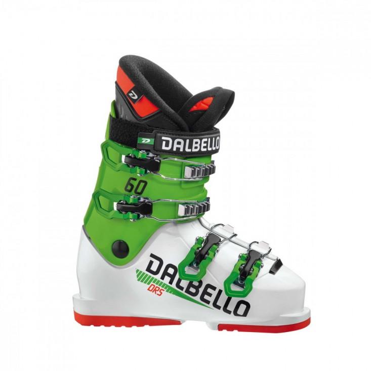 Dalbello DRS 60 White Race Green - scarponi sci bambino | Mancini Store