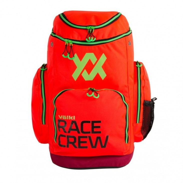 Race Backpack Team Large GS Red Zaino