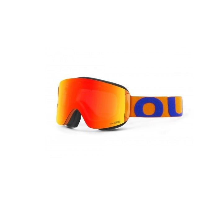 Out Of Katana Blue Orange Red MCI - maschera snowboard + Bonus Persimmon | Mancini Store