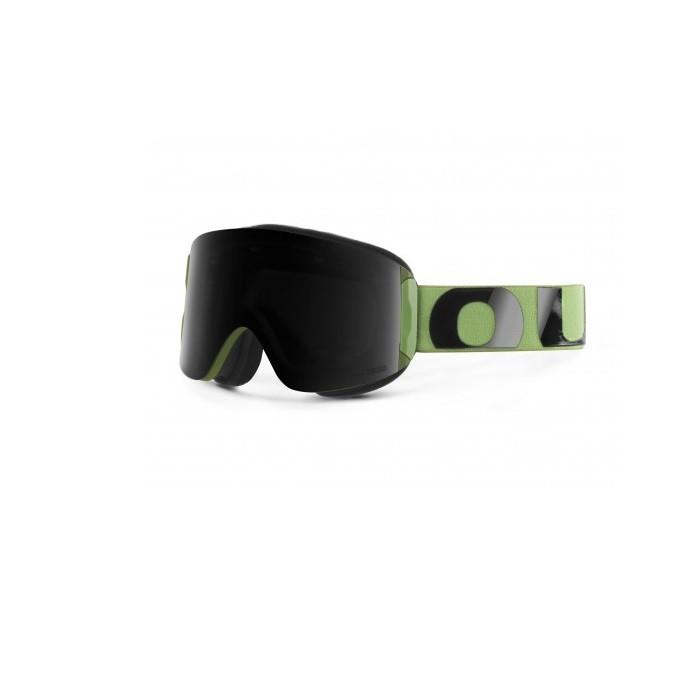 Out Of Katana Military Silicone Smoke - maschera snowboard + bonus persimmon | Mancini Store