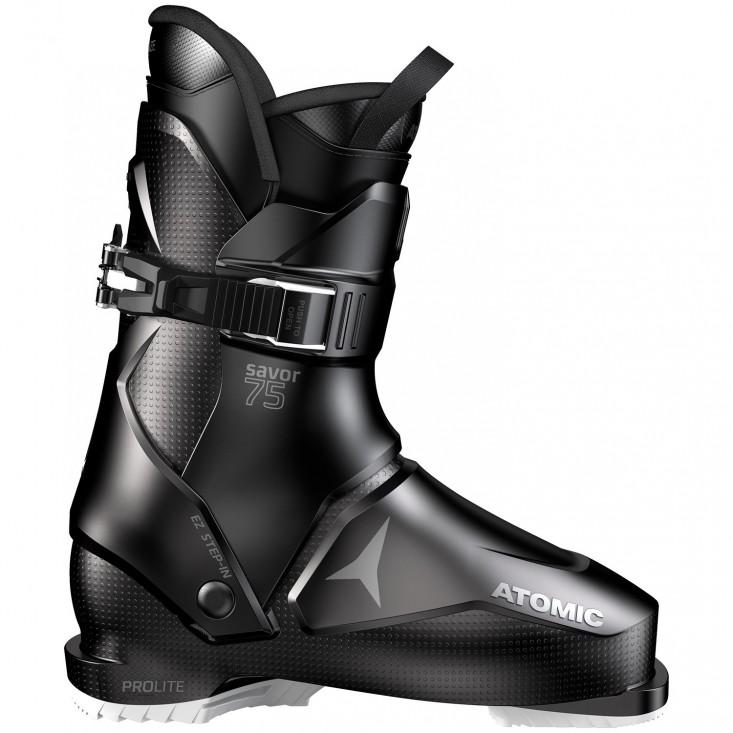 Atomic Savor 75W Black White - scarponi sci donna | Mancini Store