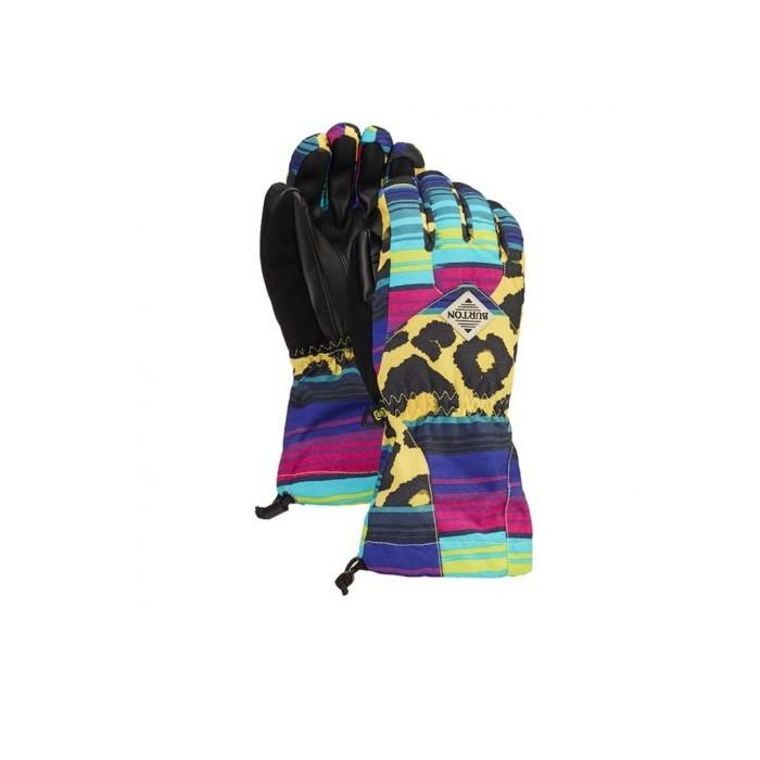 Burton Kids Profile Glove - Guanti snowboard bambino Leopardy   Mancini Store