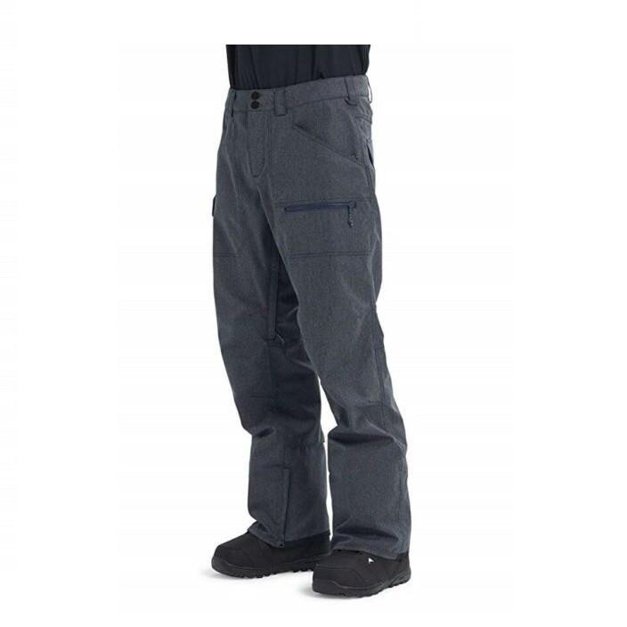 M Covert Pant Pantalone Snowboard Uomo Denim