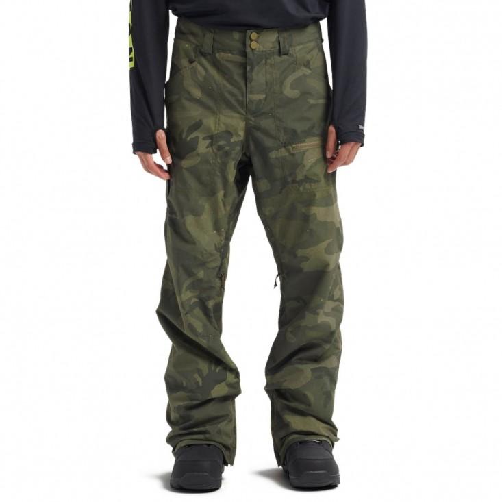 M Covert Pant Pantalone Snowboard Uomo Camo