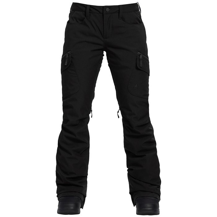 WB Gloria Pant Pantalone Snowboard Black
