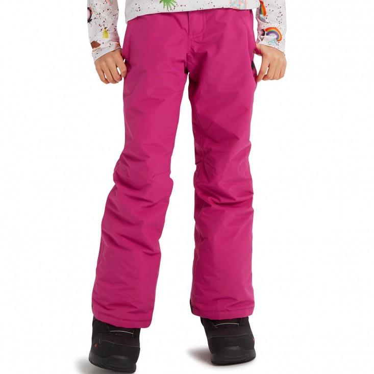 G Sweetart Pantalone Snowboard Bambino Fuxia