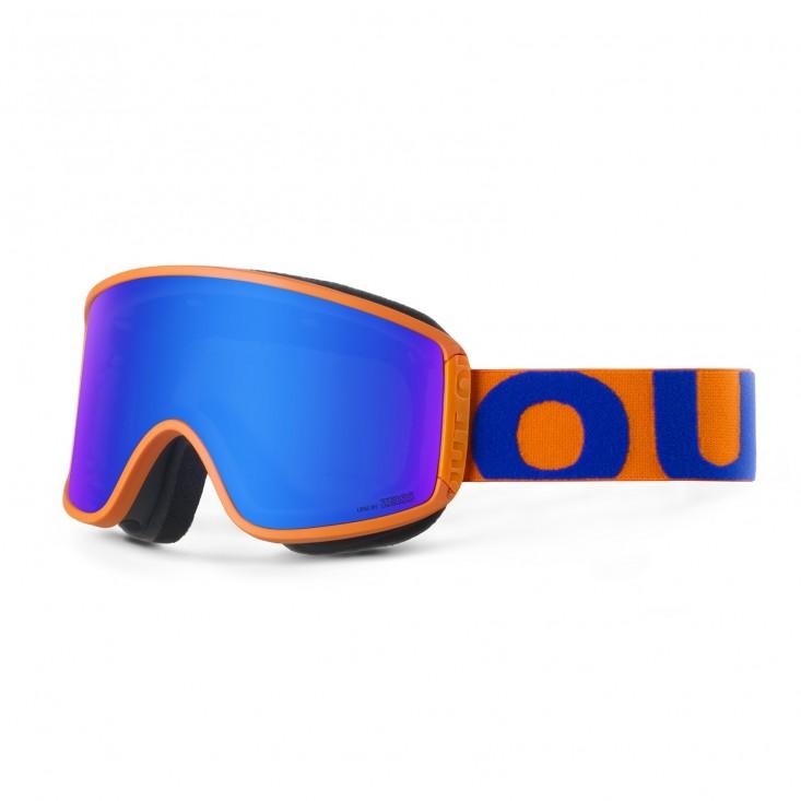 Shift Blue Orange Blue MCI Maschera Snowboard + Bonus Persimmon
