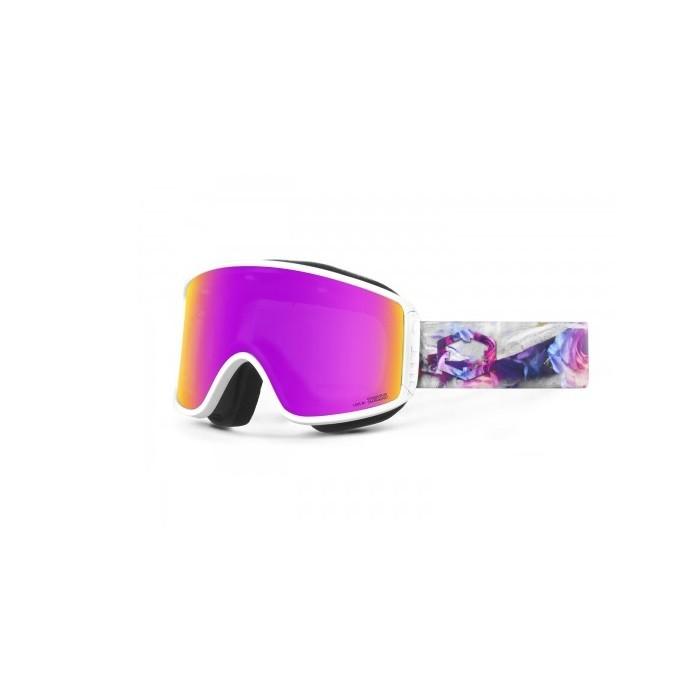 Out Of Shift Rocks n Roses Violet MCI Maschera Snowboard + Bonus Persimmon | Mancini Store