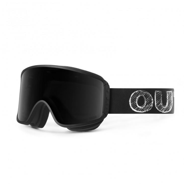 Shift Blackboard Smoke Maschera Snowboard + Bonus Persimmon