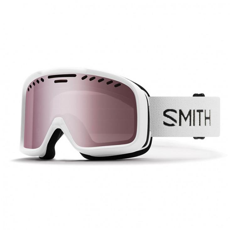 Smith Project Ignitor M White - maschera snowboard   Mancini Store