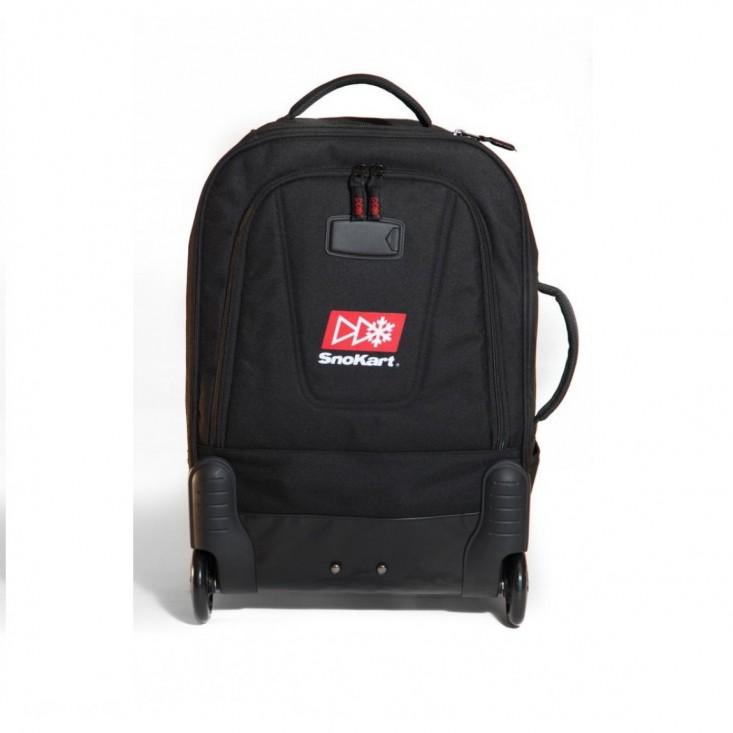 Surfanic Kabin Boot Bag Black - zaino per scarponi | Mancini Store