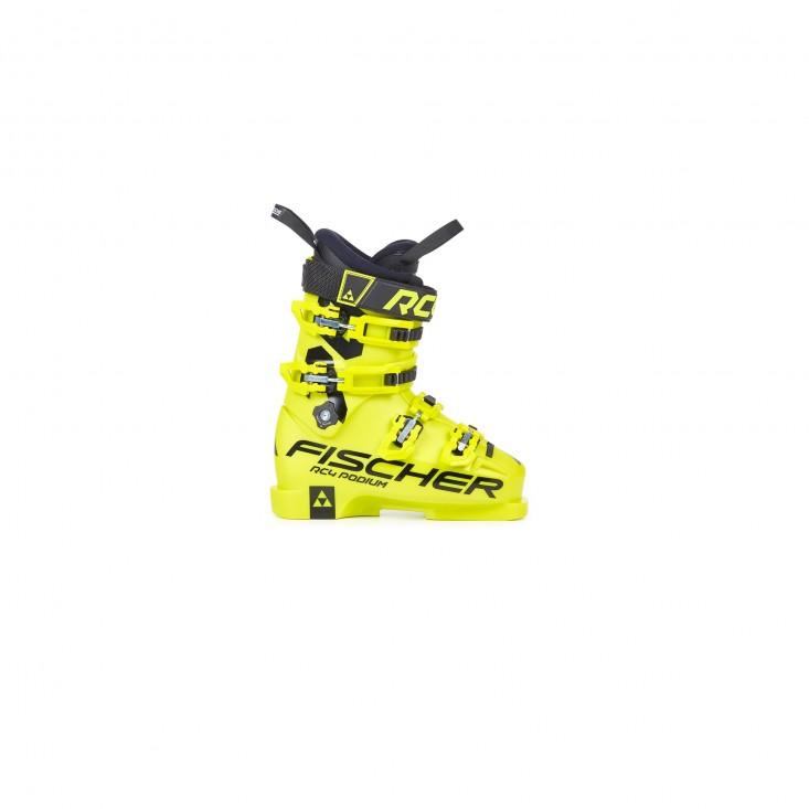 RC4 Podium 70 Scarpone Sci Bambino Yellow