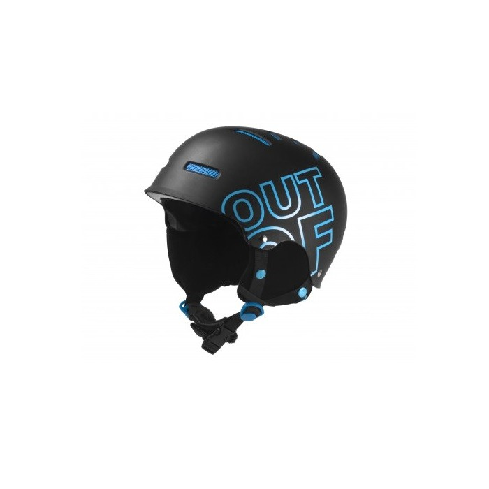 Out Of Wipeout Black Blue - casco snowboard | Mancini Store