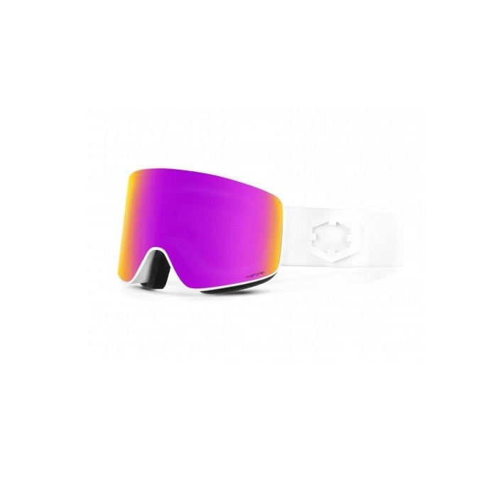 Out Of Void White The One Loto - maschera per snowboard | Mancini Store