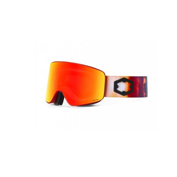 Out Of Void Alba The One Fuoco - maschera snowboard | Mancini Store