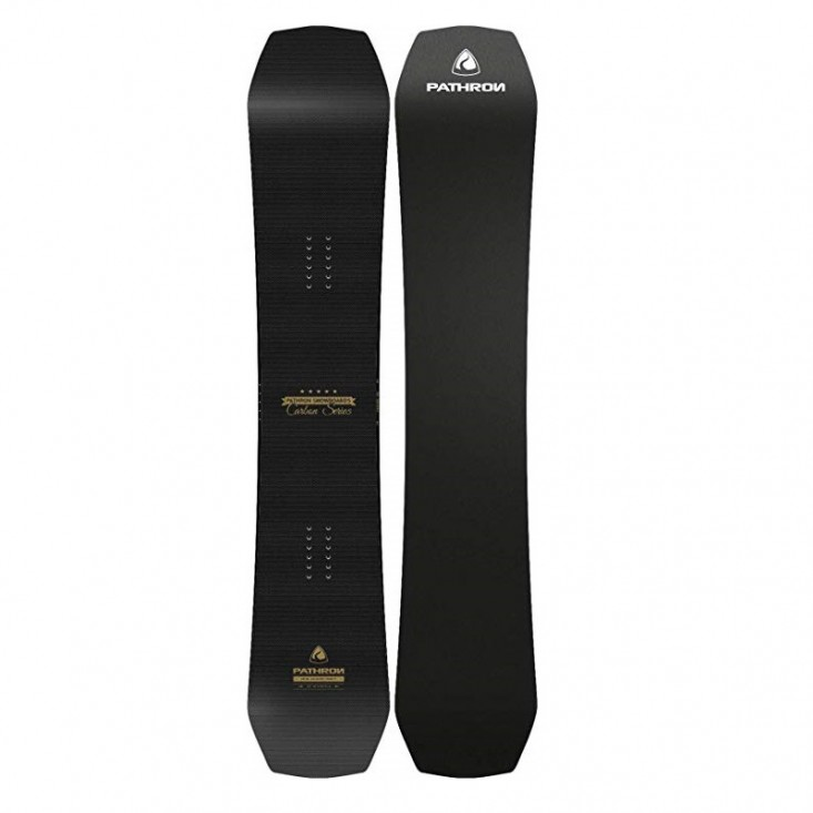 Pathron Carbon Gold - tavola snowboard uomo | Mancini Store