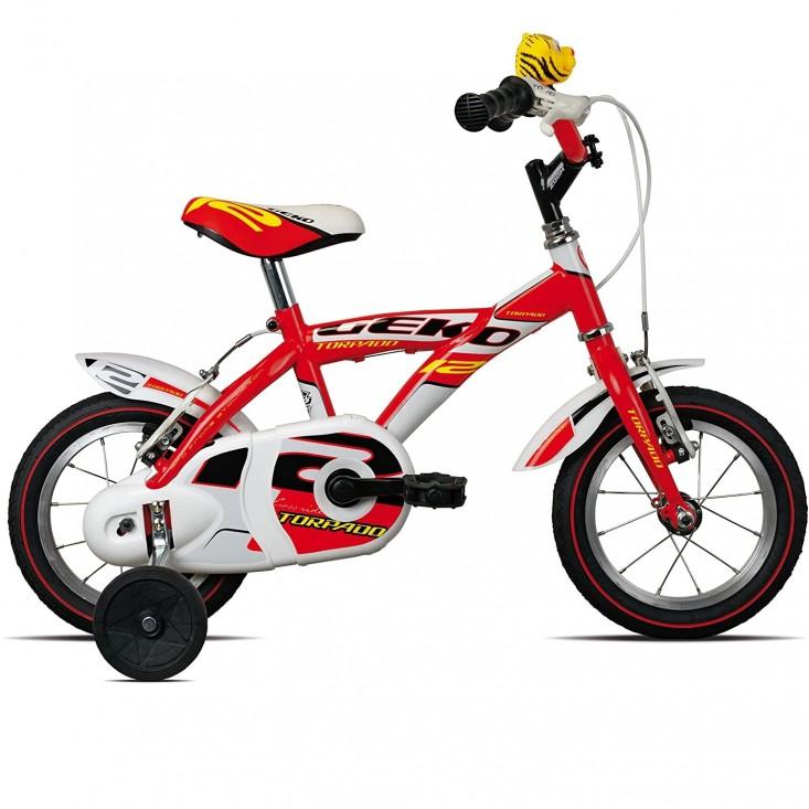 Geko T690 Jr 12 Red Bicicletta Bambino 2020 | Mancini Store