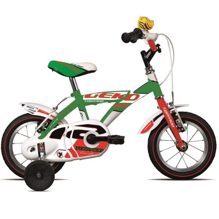 Geko T690 Jr 12 Green Bicicletta Bambino 2020 | Mancini Store
