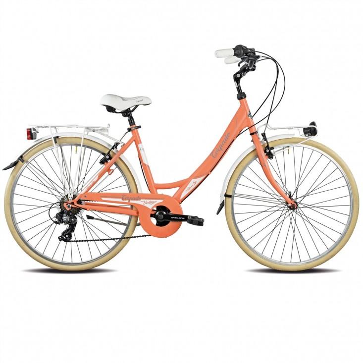 Torpado T120 Silver Live 26'' bici città donna pesca | Mancini Store