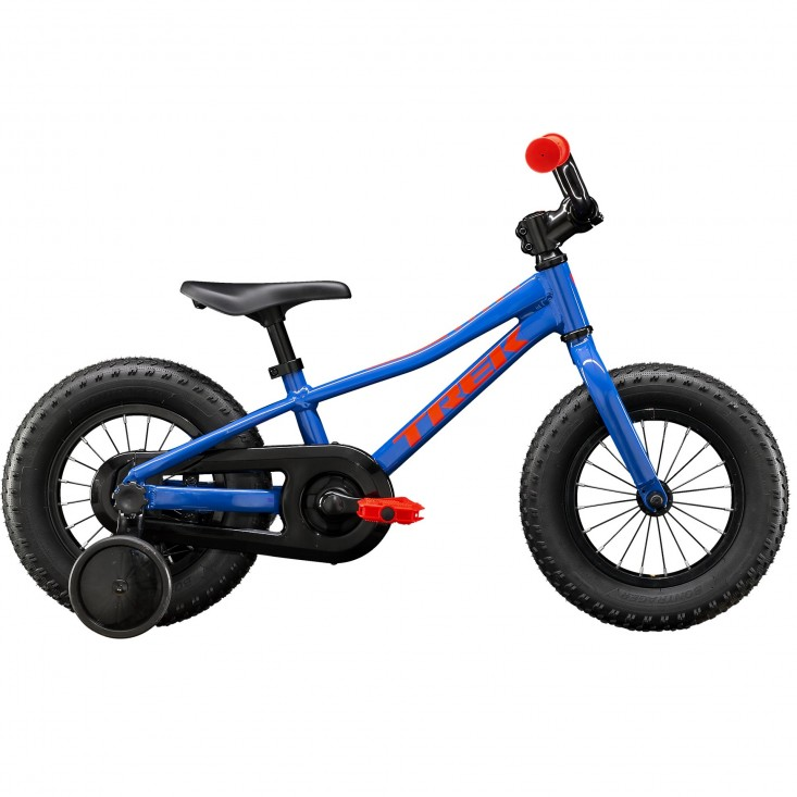 """Trek Precaliber 12"""" Royal - bicicletta bambino con rotelle   Mancini Store"""