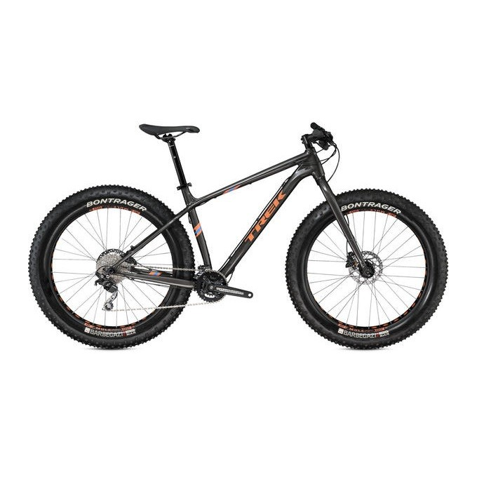 Trek Farley 5 Grey/Orange Fat Bike 27.5"