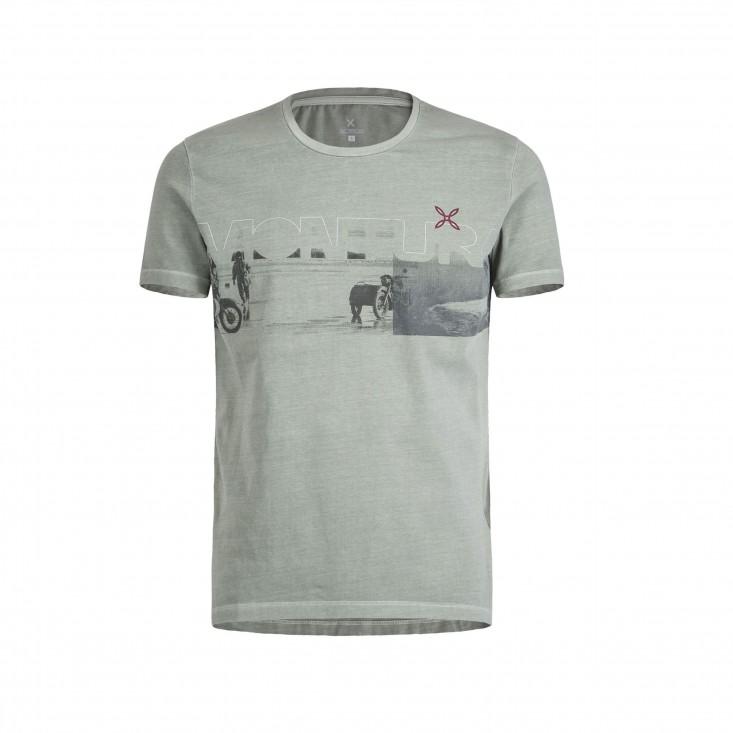Fuori Rotta T-Shirt Montagna Uomo 2020