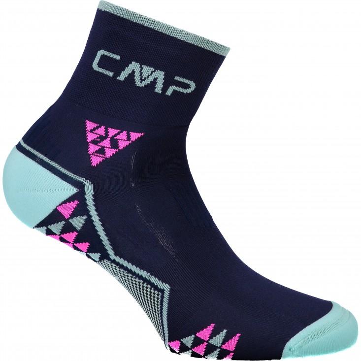Trail Sock Skinlife Calza Trail Blue