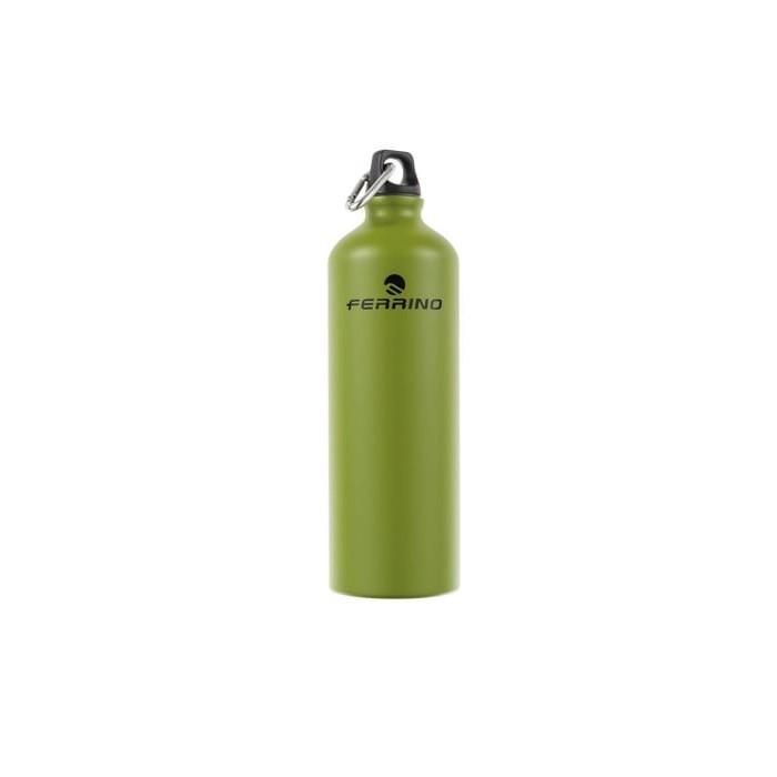 Borraccia Trickle Green 1 Litro Accessori Campeggio