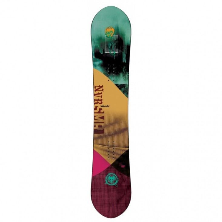 Never Summer Shade Wms - Tavola Snowboard Donna | Mancini Store