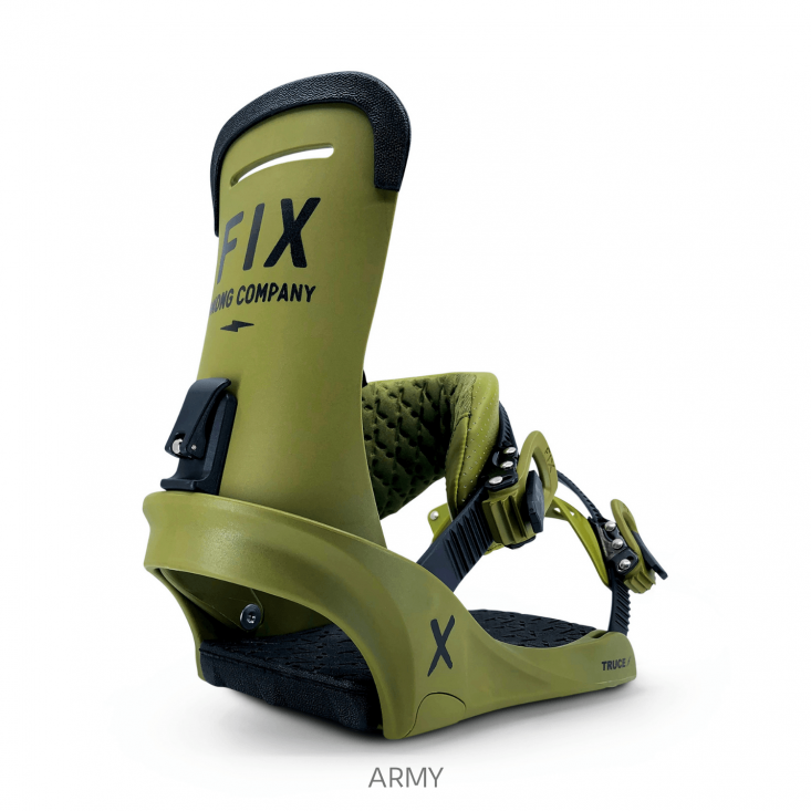 FIX Truce Army - Attacchi snowboard uomo   Mancini Store