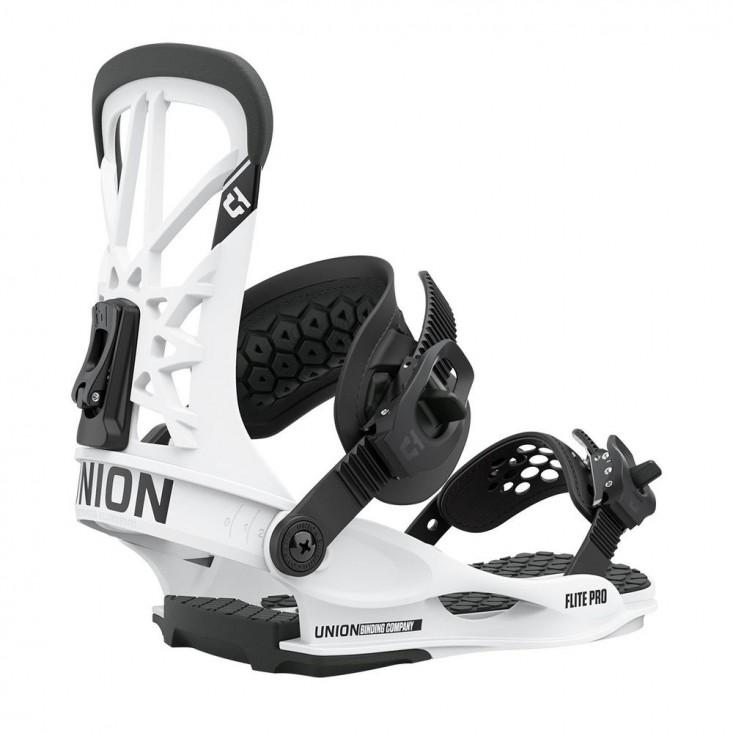 Union Flite Pro - attacchi snowboard uomo bianchi | Mancini Store