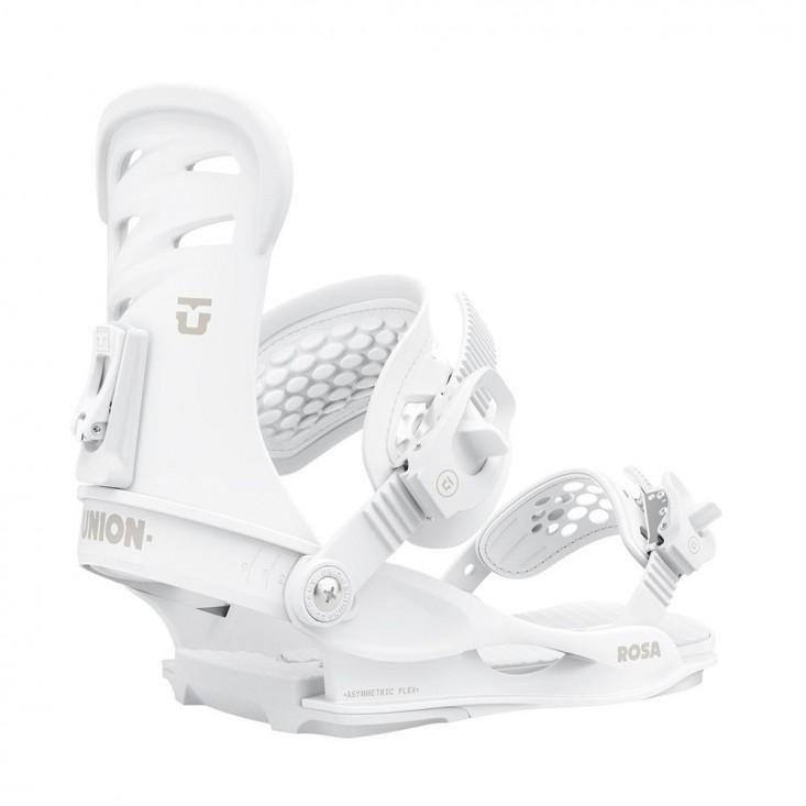 Union Rosa - attacchi snowboard donna bianchi | Mancini Store