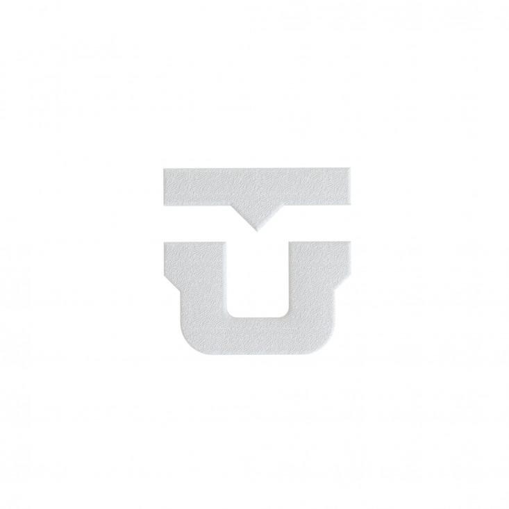 Union U Stomp Pad Antiscivolo Snowboard White | Mancini Store