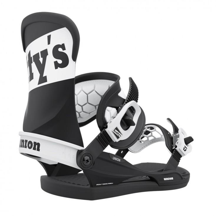 Union Scott Stevens-Scotty's -attacchi snowboard uomo | Mancini Store