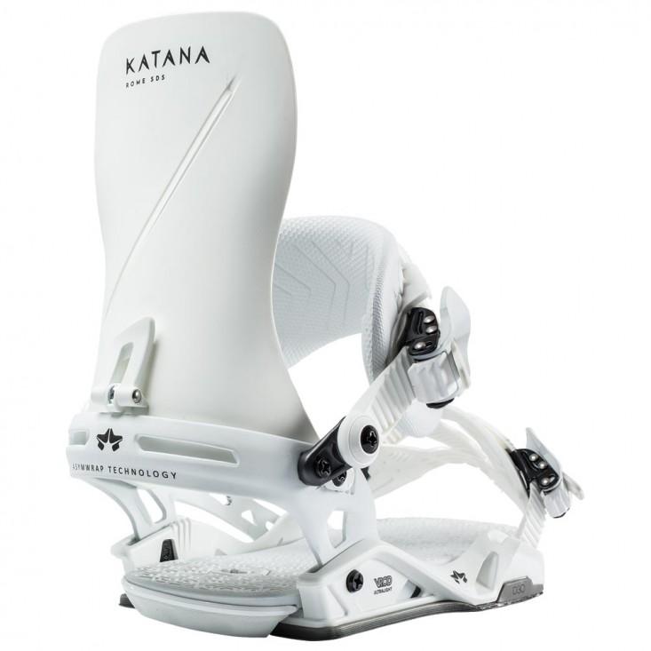 Rome Katana - Attacchi snowboard uomo white | Mancini Store