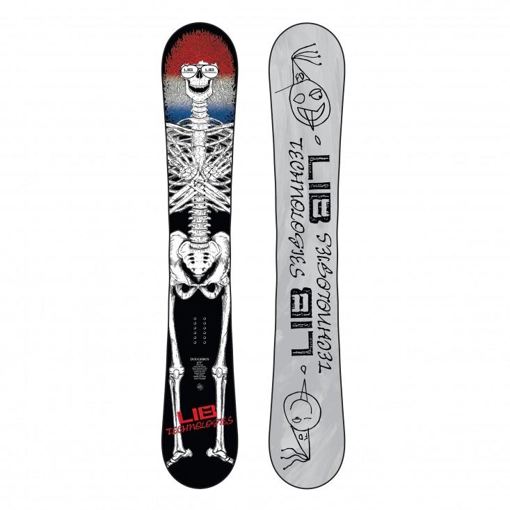 Lib Tech Doughboy Shredder C3 - Tavola Snowboard   Mancini Store