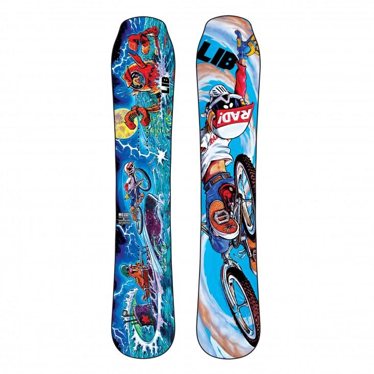 Lib Tech Mc Snake Kink C3 - Tavola Snowboard Uomo | Mancini Store