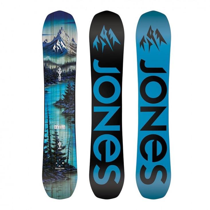 Jones Frontier - Tavola Snowboard Uomo   Mancini Store