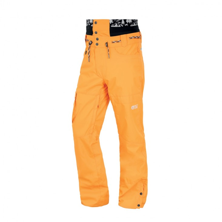 Under Pant Pantalone Snowboard Uomo Yellow