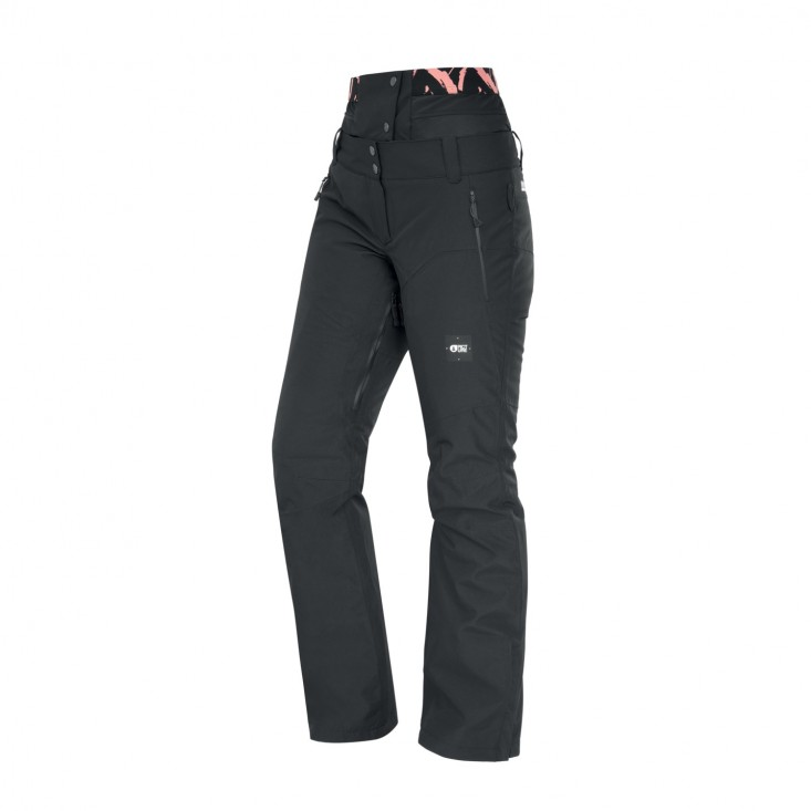 Exa Pant Pantalone Snowboard Donna Black