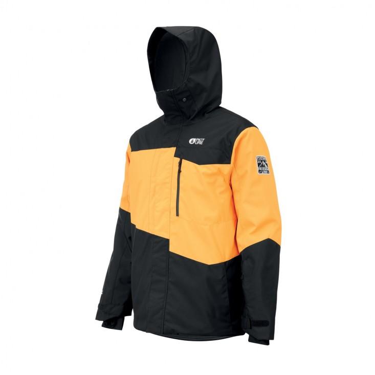 Styler Jkt Giacca Snowboard UOmo Yellow Black