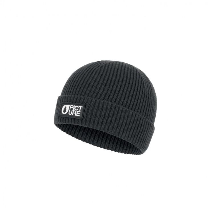 Colino Beanie Cappello Snowboard Black