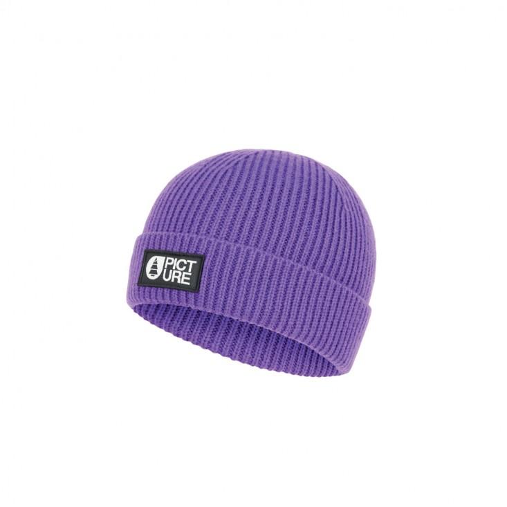 Colino Beanie Cappello Snowboard Purple