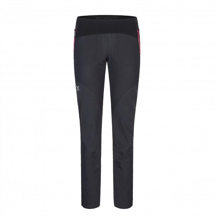 Fancy Pants Pantalone Montagna Donna Nero Rosa