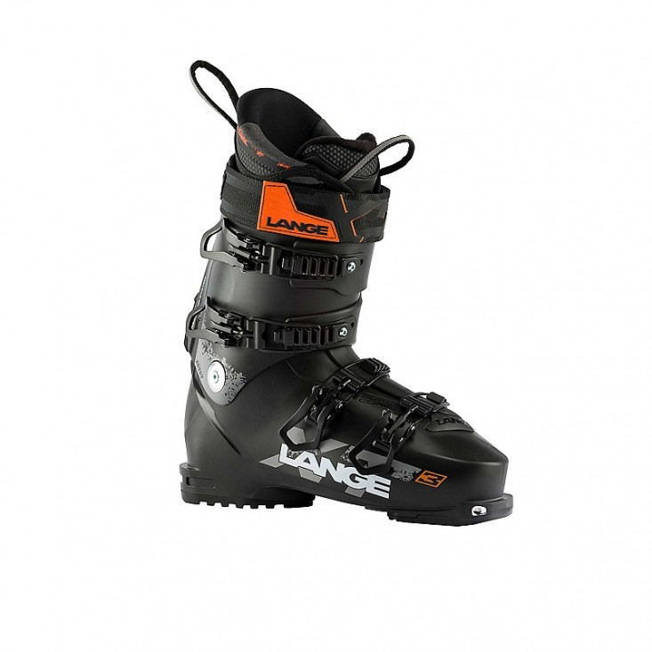 XT3 100 Scapone Escursionismo Uomo Black Orange