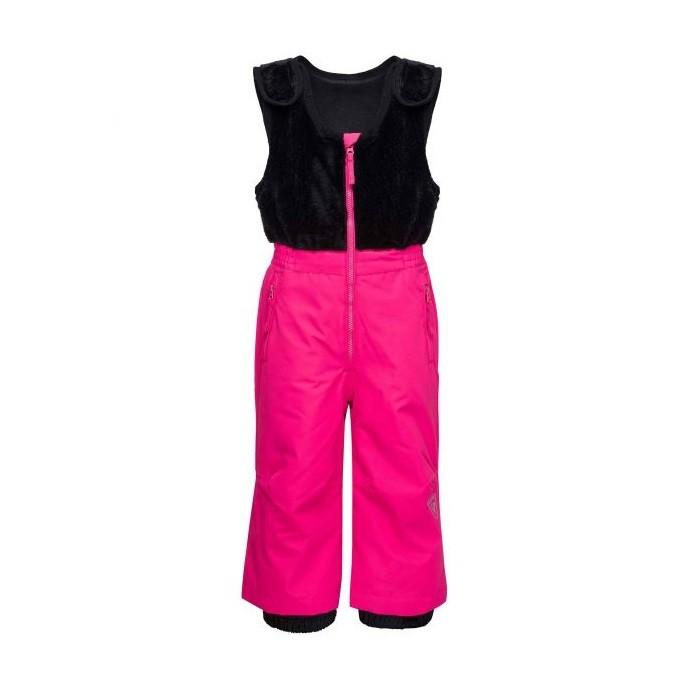 Kid Ski Pant Pantalone Sci Bambino Pink Fuxia