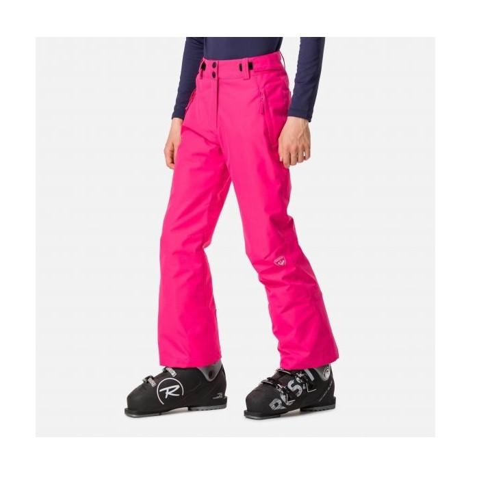 Girl Ski Pant Pantalone Sci Bambina Fuxia Pink