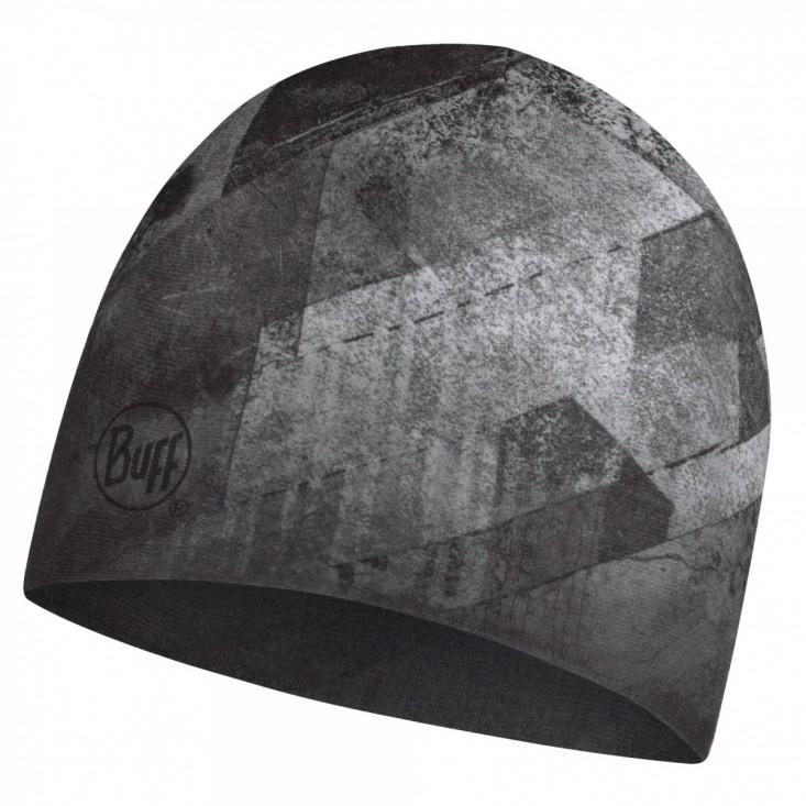 Microfiber Reversible Hat Concrete Grey
