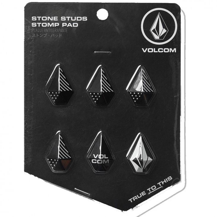 Stone Studs Stomp Pad Antiscivolo Black