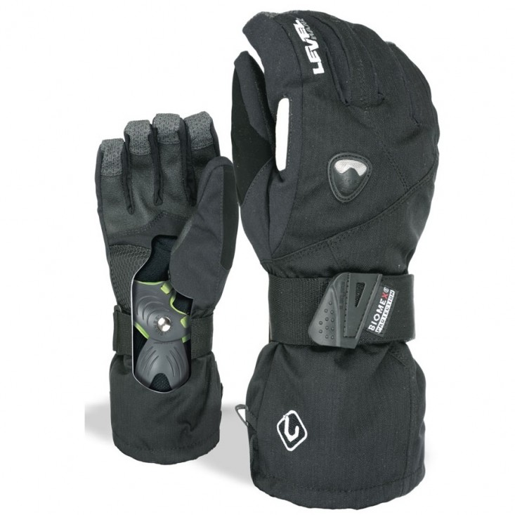 Fly Jr Biomex Protection Guanto Snowboard Bambino Black